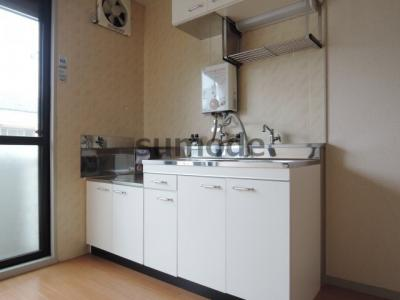 【キッチン】サンファミール