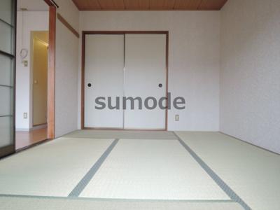 【寝室】サンファミール