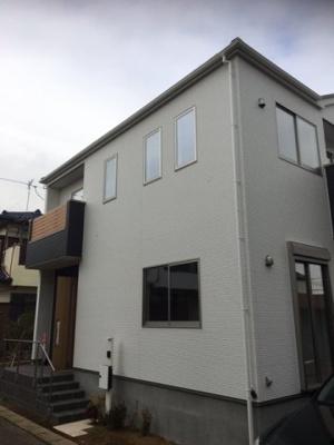 【外観】さいたま市見沼区中川 新築デザイン住宅全1棟