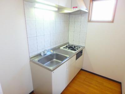 【キッチン】半田ビレッジ8号棟