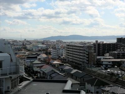 【展望】サンシティ明石江井ヶ島Ⅱ