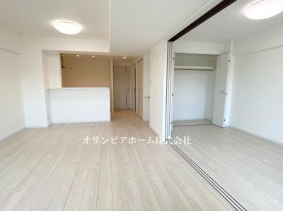 【外観】イトーピア南砂町マンション87.18㎡ 4LDK 角 部屋 専用庭付