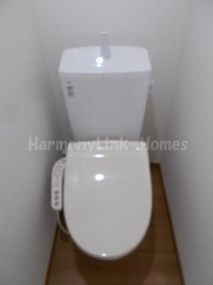 フェリスコサージュのシンプルで使いやすいトイレです