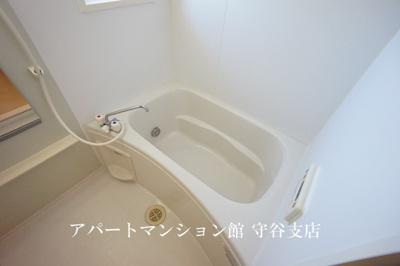 【浴室】白山ヒルズⅡ壱番館