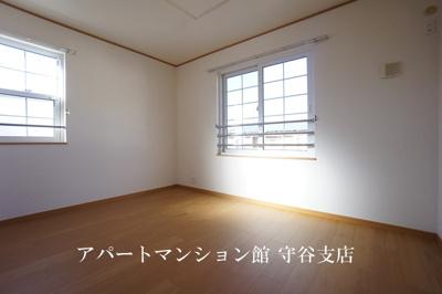 【洗面所】白山ヒルズⅡ壱番館