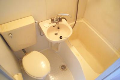【浴室】シンプルライフ王子公園