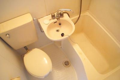 【トイレ】シンプルライフ王子公園