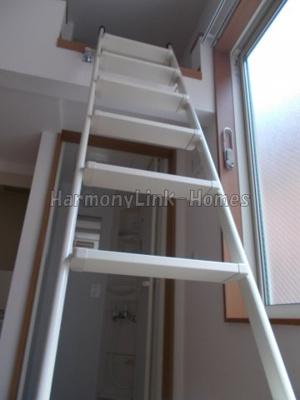 フェリスフェアの梯子(別階・参考写真)☆