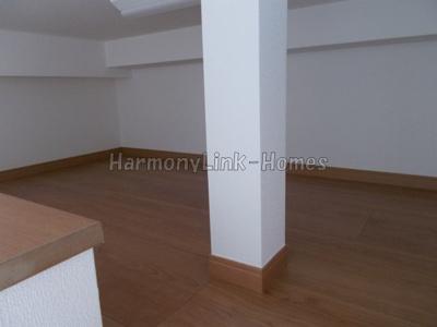 フェリスフェアのロフト(別階・参考写真)2階の方は高いです☆