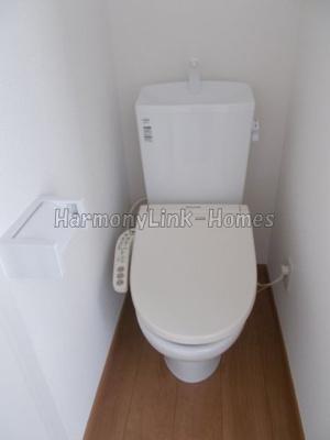 フェリスフェアの清潔感のあるトイレです(別階・参考写真)☆