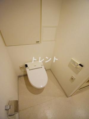 【トイレ】パークフラッツ銀座イースト