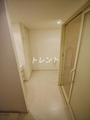 【洗面所】パークフラッツ銀座イースト