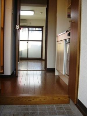 【玄関】アップルハウス