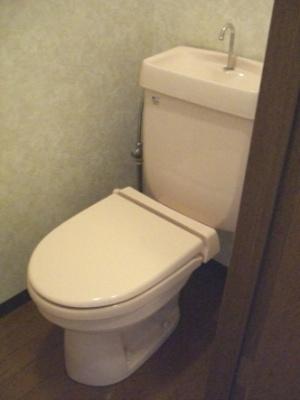 【トイレ】アップルハウス