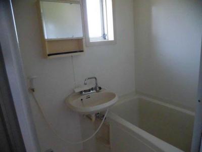 【浴室】椿ハウス
