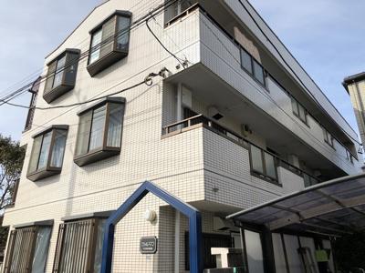 【外観】シャルマンフジ川口壱番館