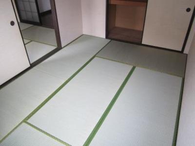 【和室】アルバートパークA棟
