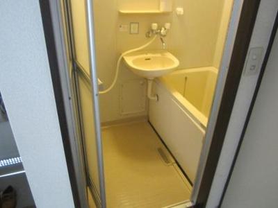 【浴室】アルバートパークA棟