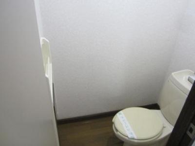 【トイレ】アルバートパークA棟