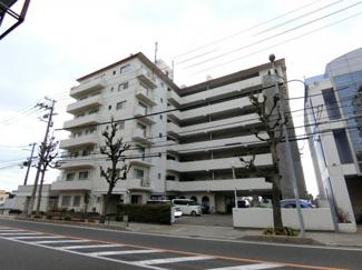 国道2号線沿いにたたずむマンション 海を臨みます 舞子駅からも徒歩圏です