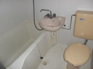 【トイレ】リバティーハウス