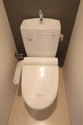 【トイレ】サムティ南堀江LUCE