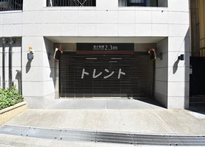 【駐車場】プライムメゾン銀座イースト
