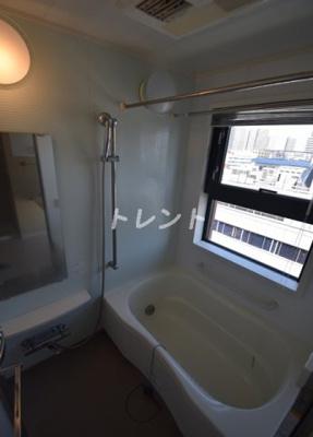 【浴室】プライムメゾン銀座イースト