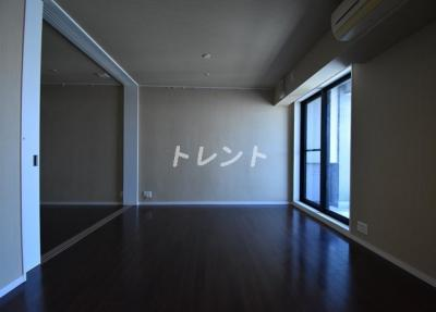 【居間・リビング】プライムメゾン銀座イースト