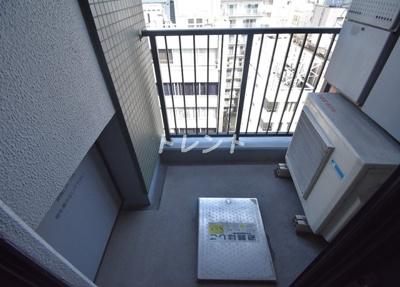 【バルコニー】プライムメゾン銀座イースト