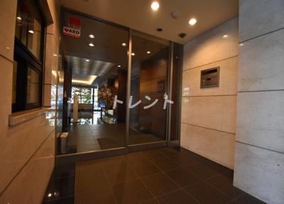 【セキュリティ】プライムメゾン銀座イースト