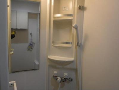 フェリスクレインのシンプルで使いやすいシャワールームです