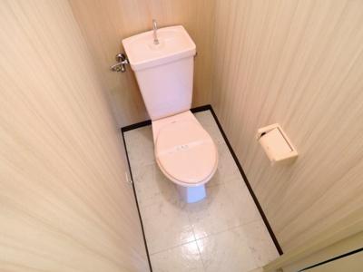 【トイレ】コーポラス理(さと)
