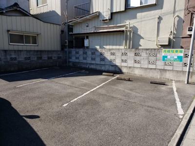 【外観】松沢駐車場