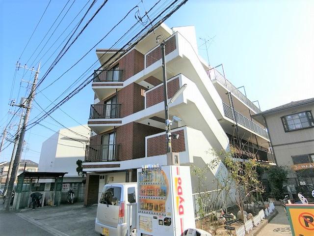 【外観】ユートピア美堀町