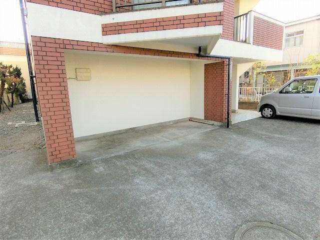 【エントランス】ユートピア美堀町