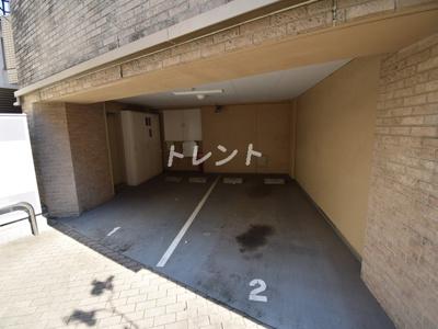 【駐車場】パークハビオ元麻布
