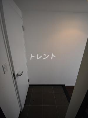 【玄関】パークハビオ元麻布
