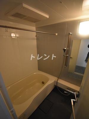 【浴室】パークハビオ元麻布