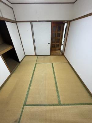 【内装】日野台みすずマンション