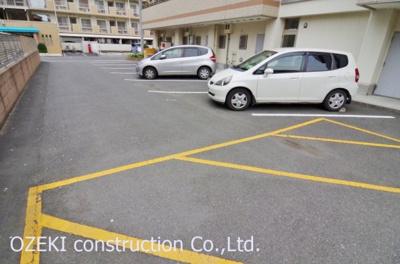 【駐車場】イーストレジデンス2