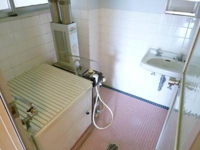 【浴室】中野第二コーポ