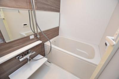 【浴室】ラヴィベール上町台