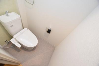 【トイレ】ラヴィベール上町台