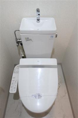 【トイレ】CASSIA福島駅前