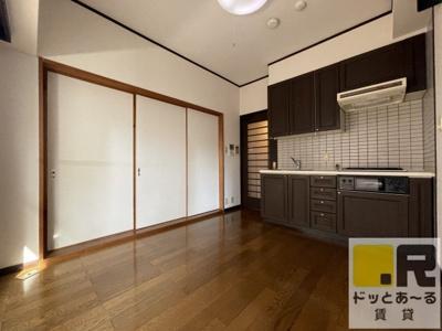 【居間・リビング】ライオンズマンション久留米駅東
