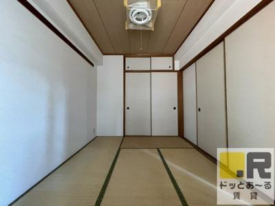 【和室】ライオンズマンション久留米駅東