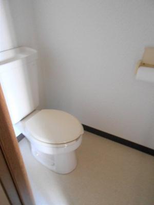 【トイレ】ユウハウス横道