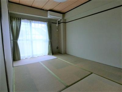 【寝室】メゾンカワクボ