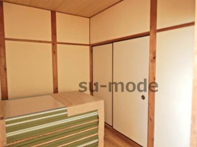 【寝室】塚原3丁目 2戸1貸家